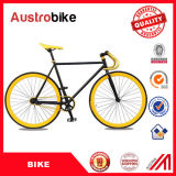 Hot Selling 700c Colorful Fixie Fixed Gear Bike Single Speed ​​Fixie Bikes Drop Handle Bar Fixed Gear Bike para venda com Ce
