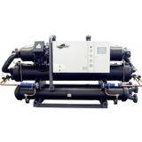 Doppelkompressor-Rolle Gshp für das Abkühlen und die Heizung