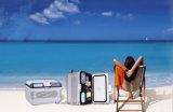 Охладитель или более теплый миниый холодильник автомобиля или домашних автомобиля 12L