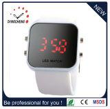 reloj elegante de la pantalla redonda 3G con WiFi y el monitor del ritmo cardíaco