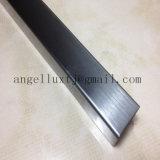 Het goedkope Zilver van de Prijs borstelde het Begrenzen van Roestvrij staal 201 de Bescherming van de Rand van de Raad