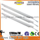 8W T5 Tube 120lm/W LED Tube con CE Approved