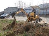 Mini excavadora con Yanmar y CE