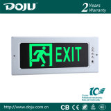 Diodo emissor de luz Emergency Light de DJ-01I Flameresistant Material Patented Product Rechareable com CB