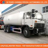 25cbm GPL Bobtail Truck 6X4 GPL Filling Truck da vendere