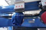 Máquina de 901 casquillos/del bordado de las camisetas (sola cabeza, 9needles)