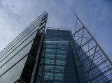 Системы ненесущей стены Rated термально пролома урагана алюминиевые стеклянные
