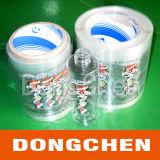 Etiqueta cosmética colorida adesiva barata da alta qualidade feita sob encomenda