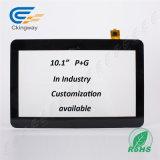 """12c interface 10.1 het """" Vlakke Scherm van de Aanraking van het Comité voor Industriële Controle"""