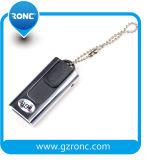 Disco de destello del USB de la mini talla al por mayor 8GB con la carrocería del metal