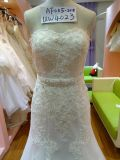 Evidenziare la riga di corpo delle donne il vestito da cerimonia nuziale Uw4023