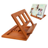Support en bois pour portable Book Book Stand