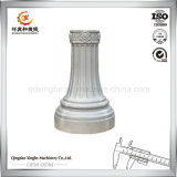 Light Base LED Light Housing Processo de fundição em alumínio