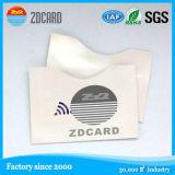 Кредитная карточка смарт-карты преграждая анти- кредитную карточку RFID развертки преграждая втулку