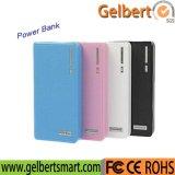 Batería doble portable al por mayor de la potencia del ratón con RoHS