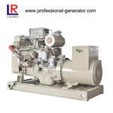 морской тепловозный генератор 64kw с Чумминс Енгине