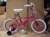Красный велосипед детей девушки с передней и задней белой автошиной (SH-KB141)
