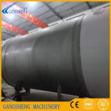 El tanque de almacenaje aprobado de petróleo del enchufe de fábrica ISO9001
