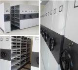 Système de stockage mobile compact pour bibliothèque