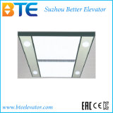 Ce Mrl Vvvf Panoramic Home Elevator com cabine de vidro