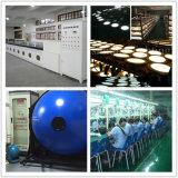 El panel de techo ultrafino redondo de fundición a presión a troquel de la iluminación 3W de Aluminum+Acrylic Boby AC85-265V 90lm/W