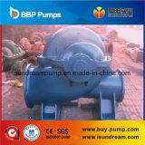Pompe fendue de cas d'irrigation centrifuge