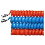Pneumatische Größen-blaue Farben-passendes Rohr des PU-Material-8mm