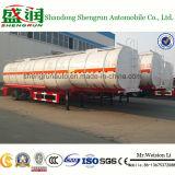 Petroleiro do líquido do eixo do aço de carbono 3 de Shandong Shengrun Skw9408gyyl