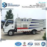 Vegende Voertuig van de Weg van de Vrachtwagen van Roand van de Vrachtwagen van Japan van Isuzu het Schoonmakende