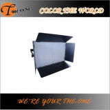 1200/1500 luz del panel video del estudio del PCS LED