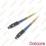 Cordon de connexion de fibre optique de Mupc