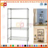 Haus-Büro-Wandschrank-Speicher-Draht-Regal-Zahnstange (Zhw50)