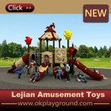 Factroy Preis-Kind-im Freienspielplatz für Kinder (X1507-4)