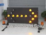 Placa da seta da montagem do atenuador do caminhão das setas do diodo emissor de luz da montagem do veículo