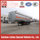 Schmieröl Semi Tariler 40000L China Price Good Quality Tri Axles Fuel Tanker Truck Trailer
