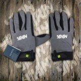 Handschuh-Industrielles Handschuh-Synthetisches ledernes Handschuh-Gewebe Handschuh-Arbeiten Handschuh-Sicherheit Handschuh