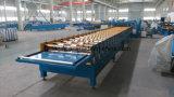 Metalltrapezoide Dach-Blatt-Rolle, die Maschine für Dach-Panel bildet