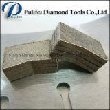 Этап диаманта вырезывания Reinfoce каменного мрамора гранита конкретный для молоть пола стены