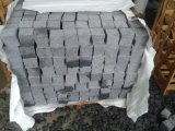 Granite naturale Rolling Cobble Stone per Outdoor Pavement