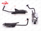 Heißes des Verkaufs-Gy50 Motorrad-Abgas-Rohr Motorrad-des Abgas-Bt49qt-9