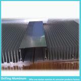 Präzisions-industrieller Aluminiumkühlkörper erstellt Strangpresßling ein Profil