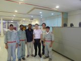 Тоннель Shrink пленки Шанхай POF