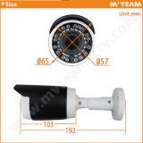 Cámara Ahd impermeable 2.0MP / 1080P HD seguridad de la vigilancia de la cámara Mini cámara con la aleación de Shell MVT-Ah13p