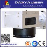 クウェートの低価格Hallmarking 20ワットのファイバーレーザーのマーキング機械