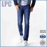 Misura 2016 di stirata di promozione della molla dell'OEM ricamata facendo pubblicità ai jeans