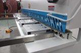 Cortadora hidráulica de hoja de metal del CNC de QC11k