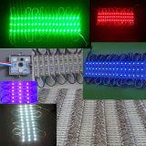 3 LEDs SMD5050 DC 12Vは注入LEDのモジュールライトを防水する