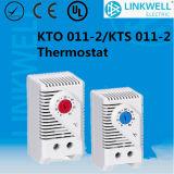 De montaje de panel termostato mecánico con el certificado Ce (KTO 011-1 / KTS 011-1)
