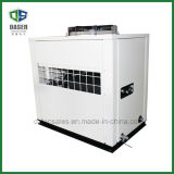 Kleine kastenähnliche Luft abgekühlte industrielle Luft zum Wasser-Kühler DLP-08asz