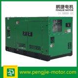 Prix diesel de générateur de Weifang Ricardo GF-80 dans des générateurs insonorisés de l'Inde 80kw 100kVA